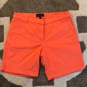 J CREW Bermuda shorts Sz. 4